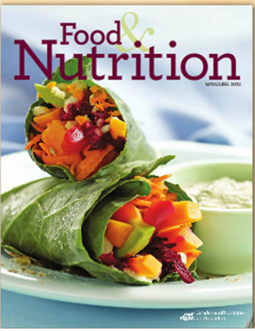 Micro-nutrients in Food
