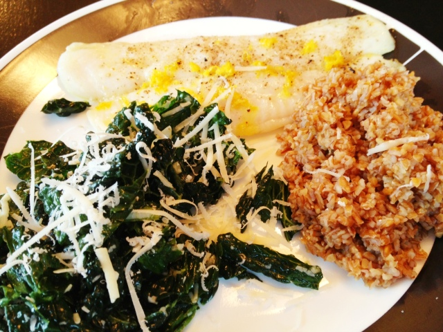 Kale Fish Meal