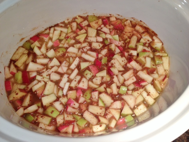 Apple Quinoa Oatmeal2