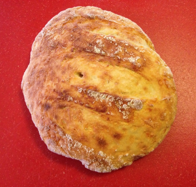 Crock Pot Artisan Bread