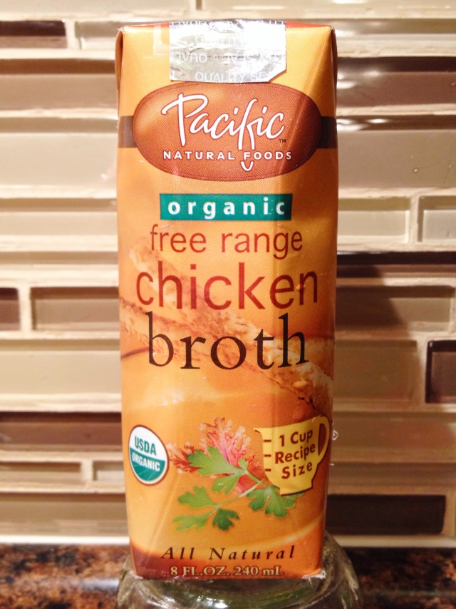 Pacific Natural Foods Chicken Broth