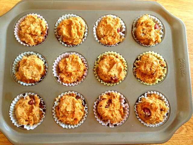 Whole Wheat Muffins3