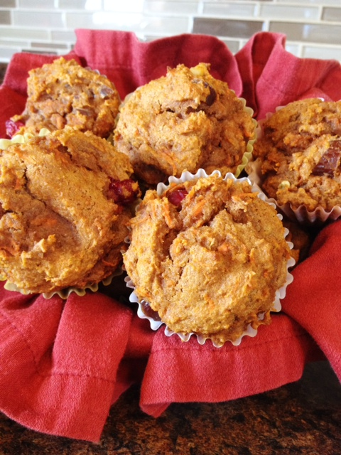 Whole Wheat Muffins4