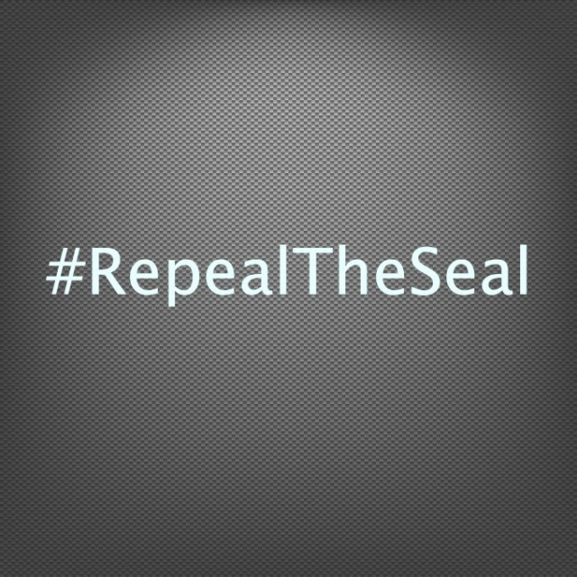 I am participating in the #RepealTheSeal campaign to show my disagreement with the Academy of Nutrition and Dietetics' recent decision to allow the Kids Eat Right logo onto food packaging.   I invite my fellow colleagues and bloggers who share this opinion, or who support this campaign, to also post this Open Letter on their own blog, to sign the petition at change.org, and/or to use #RepealTheSeal hashtag via social media.