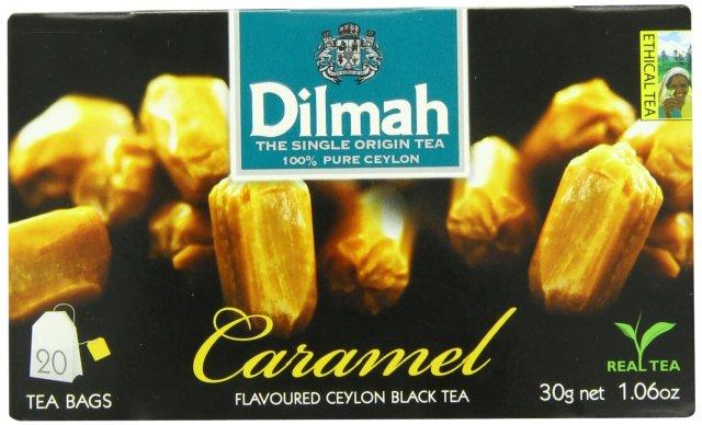 Dilmah Caramel Tea